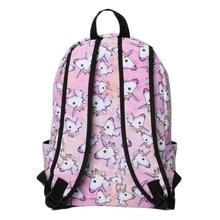 Backpack Storage Bag Travel Organizer 3D Printing Women Mochila Bookbag  School Bags For Teenage Girls Backpacks Polyester 20 35L