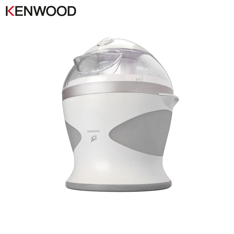 Ice Cream Maker KENWOOD 0WIM280002 (IM280)  ice cream machine Hard Scoop ice cream machine double flat pan round pan fried ice pan machine upgrade fried ice cream machine 1800w ice pan ice cream machine