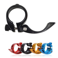 1Pcs Folding Bike Seat Post Clamps Seatpost Clamp SP8 SP9 Quick Release 40 8mm