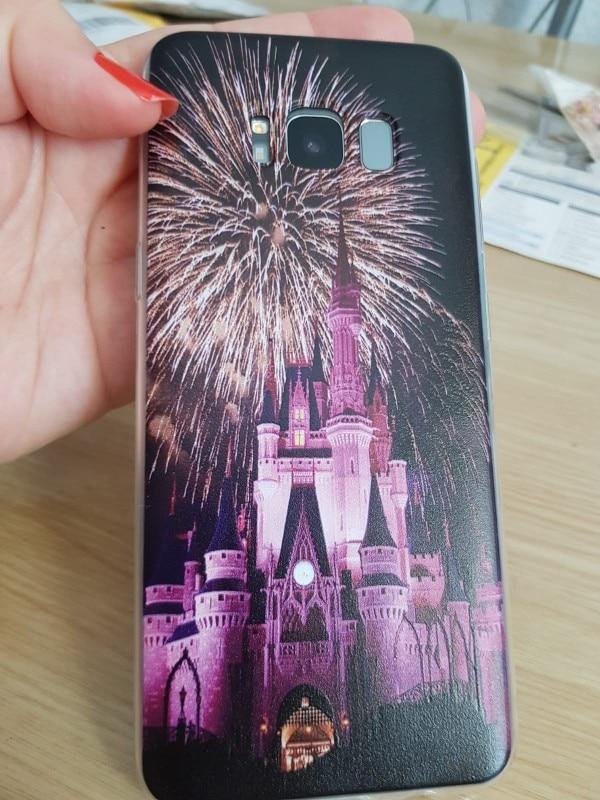 Magic Kingdom Samsung Case photo review