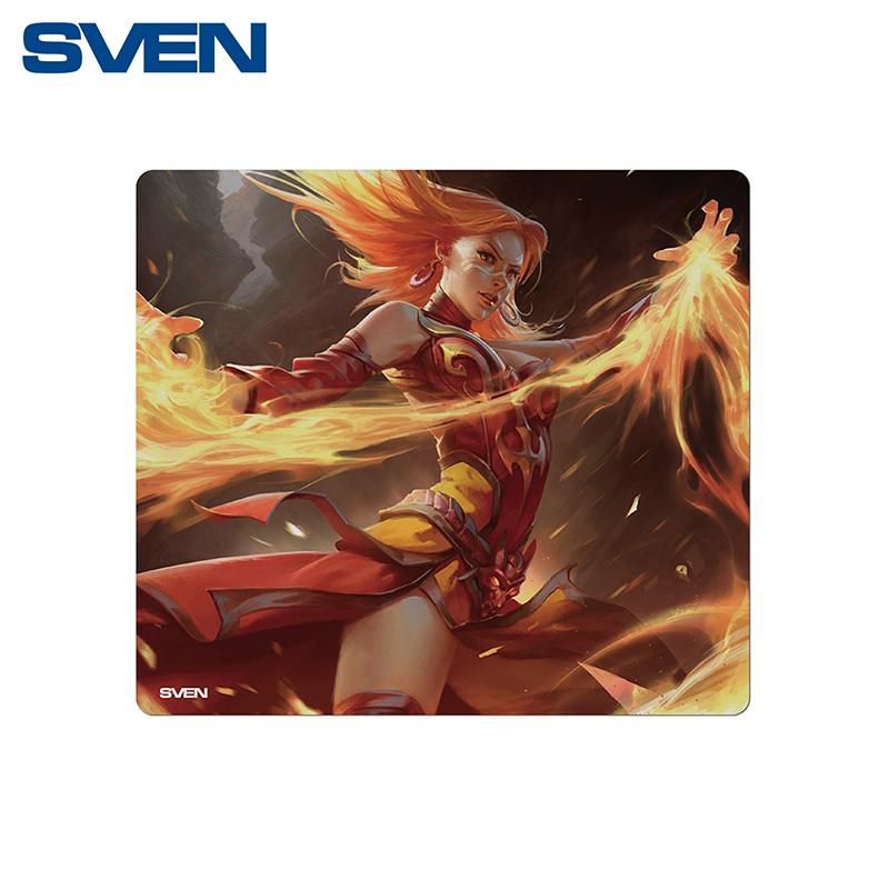 Gaming Mouse pad SVEN MP-GF1L e blue ems618 wired gaming mouse white