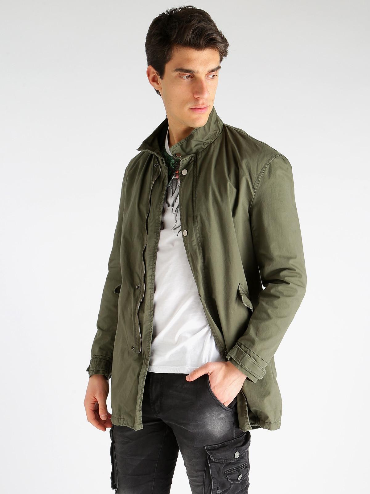 Spring Jacket Cotton