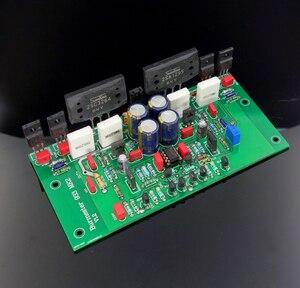 Image 4 - Сборка 2SC3264 2SA1295 Hi Fi стерео усилитель мощности, плата на базе контура Burmester 933 Amp