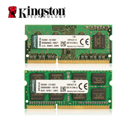 Kingston RAMS Laptop Memory DDR3 1600MHZ 1 35V 4GB 8GB