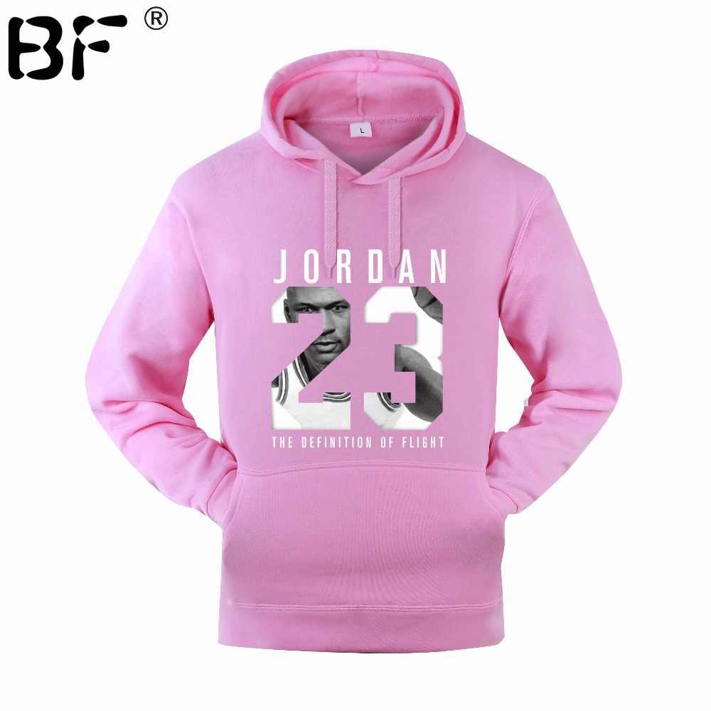 f71964d65103d4 Hot 2017 New JORDAN 23 Letter Print Sweatshirt Men Hoodies Fashion Solid  Hoody Men Pullover Mens
