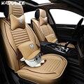 Комплект чехлов для автомобильных сидений KADULEE  автомобильные аксессуары для BMW e30 e34 e36 e39 e46 e60 e90 f10 f11 f20 f30 x1 x3 x5 x6