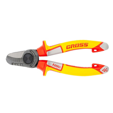 Кабелерез GROSS 17725 (Максимальный диаметр  кабеля 16 мм, длина 160 мм, сталь, вес 180 грамм)