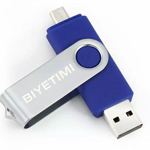 New RBT USB Flash Drive Real Capacity Corlor Convenient OTG 8GB 16GB 32GB Memory Usb Stick Usb 2.0 Pen Drive Pendrive For PC