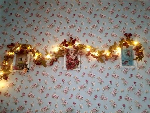 Fios de LED Guirlanda Decoração Casamento