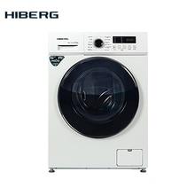 Стиральная машина HIBERG WQ2-610 W, 6 кг загрузки, 1000 об/минуту, класс А+, 12 программ