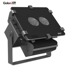 Golonlite 200W LED floodlight 150W 100W 240W 300W 80W 50W outdoor flood light 15/30/60 degrees CE IP67 waterproof Meanwell(China)