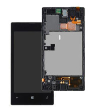 STARDE Replacement LCD For Nokia Lumia 520 Display Touch Screen Digitizer Sense Assembly Frame 4