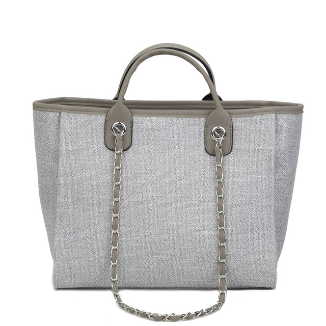 Stylish Women Canvas Tote Bag