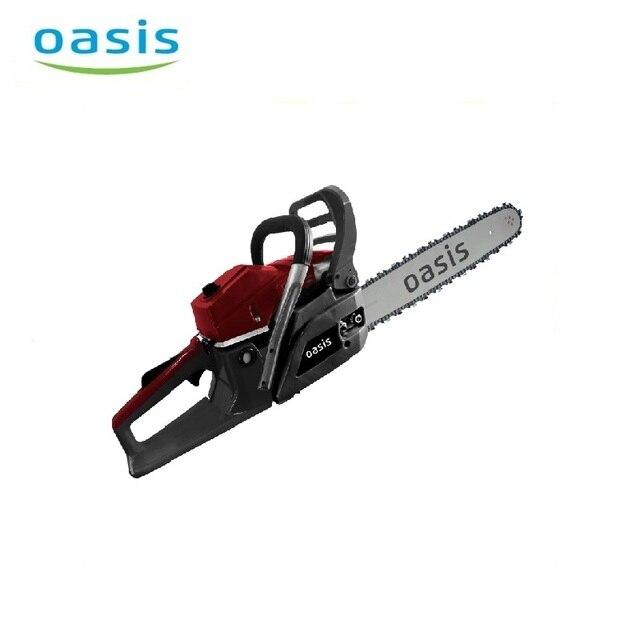 """Бензиновая цепная пила """"Oasis"""" GS-20 бензиновая электропила Motopila Bole режущий двигатель пила Обрезка древесины резка"""