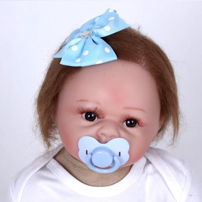 Renacimiento HY Nueva Llegada 55 cm Reborn Babies Muñecas Juguetes - Muñecas y accesorios - foto 4