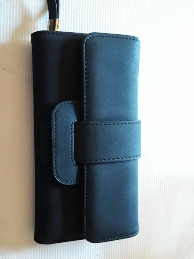 2019 High Quality Brand Casual Solid Long Women Purses PU Leather Hasp Coin Card Holder Soft Female Wallet Credit Cards Handbag photo review