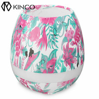 KINCO Smart Touch Plant LED Light Wireless Bluetooth 1200mAh ABS Remote Control Speaker Music Flower Pot