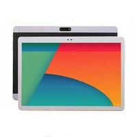 CARBAYTA Original 10.1' Tablets Android 10 Core 128GB ROM Dual Camera 8MP Dual SIM Tablet PC GPS bluetooth phone MT6797 320 dpI