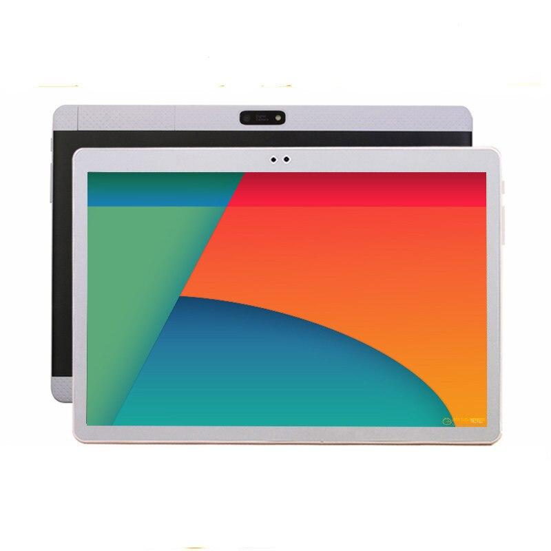 CARBAYTA Originale 10.1 'Tablet Android 10 Core 128 GB di ROM Doppia Fotocamera 8MP Dual SIM Tablet PC GPS bluetooth telefono MT6797 320 dpI
