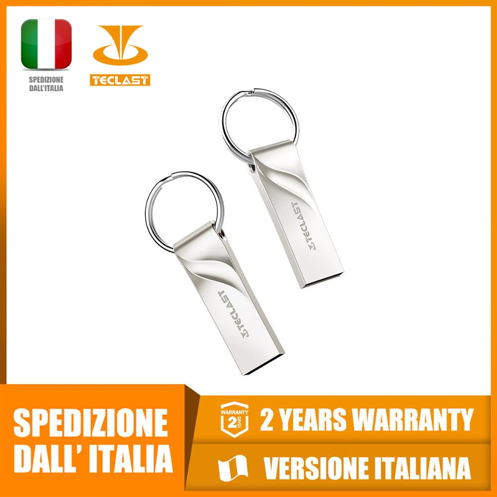 Teclast CoolFlash EX2.0 Pendrive USB2.0 8GB/16GB/32GB , Speed Memory, Fast Shipping From Italy