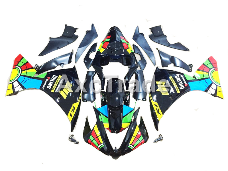 Motorcycle Fairings For Yamaha YZF-R1000 YZF-R1 YZF 1000 R1 2009 2010 2011 2012 YZF1000 ABS Plastic Injection Fairing Bodywork 1