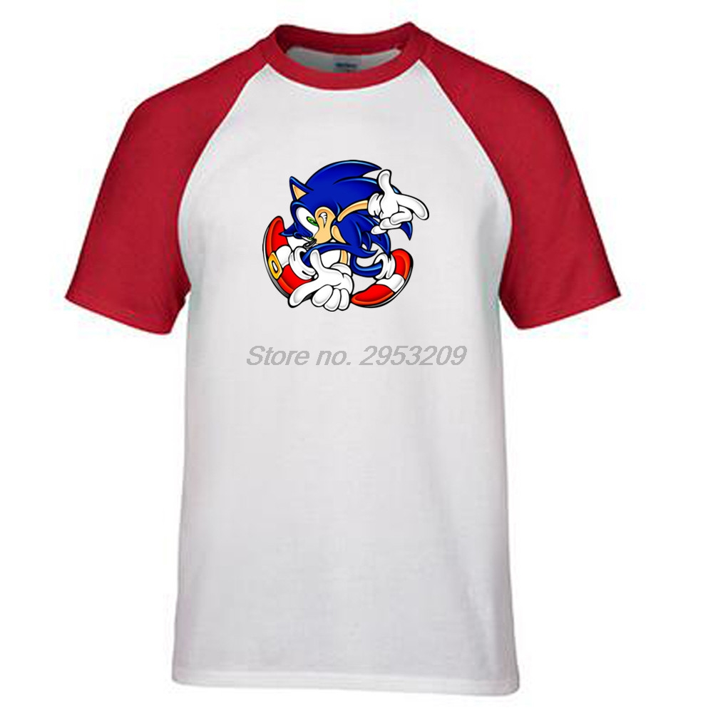 Xmas t shirt design - Sonic Santa Claus T Shirt Design Inspired By Christmas T Shirt Style Cool Fashion Men