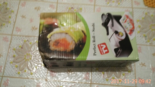 Moxy Sushi Magic Roll Maker photo review