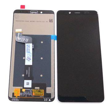 Xiaomi redmi note 5/redmi note 5 터치 스크린 디지타이저 프레임 어셈블리 교체 부품이있는 pro lcd 스크린 디스플레이