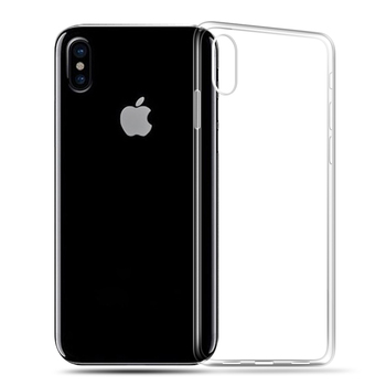 Soft TPU iPhone X Case