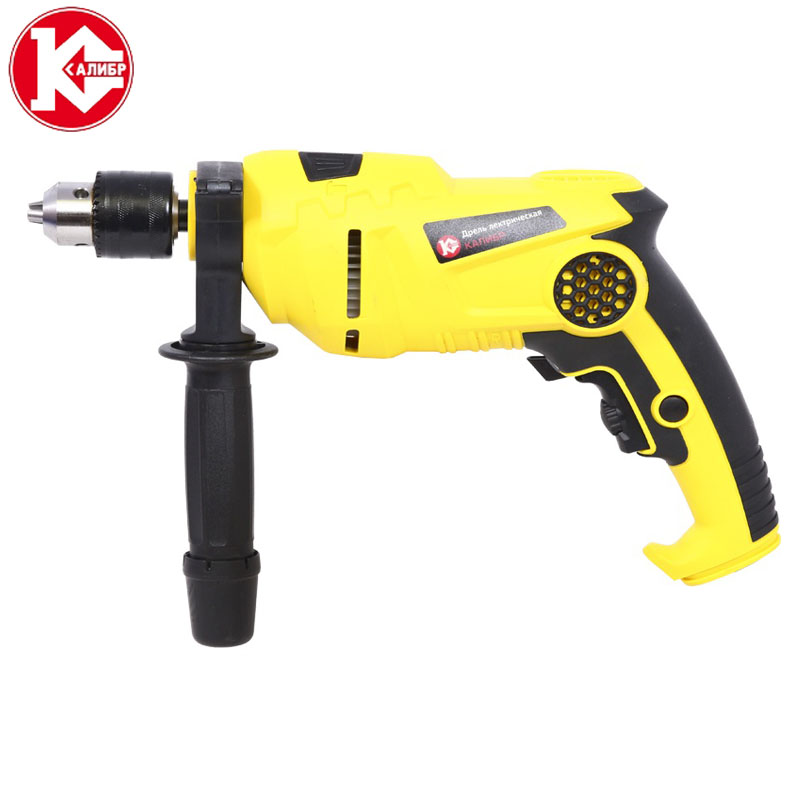 Kalibr DE-650 ERUM Electric hammer drill kalibr demr 1050eru electric drill household impact drill multi function drill wall screwdriver gun light hammer powder tools