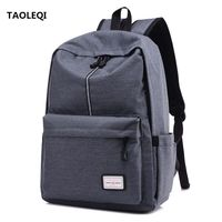 TAOLEQI Anti Theft Men Backpack Women School Bag For Teenagers 15 6 Inch Laptop Backpack Large