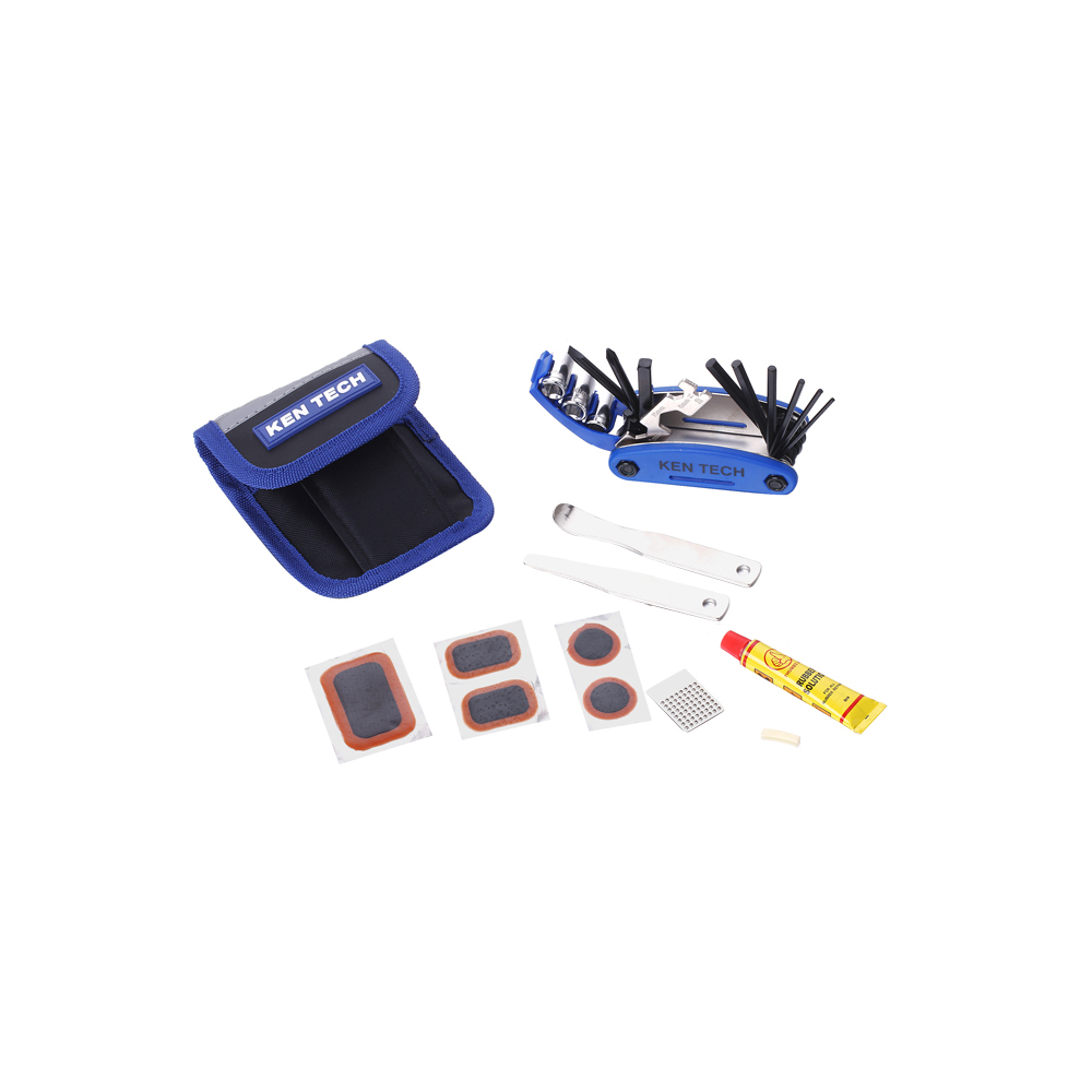 Tool Kit KENLI KL-9809 монтажки key set first aid kit