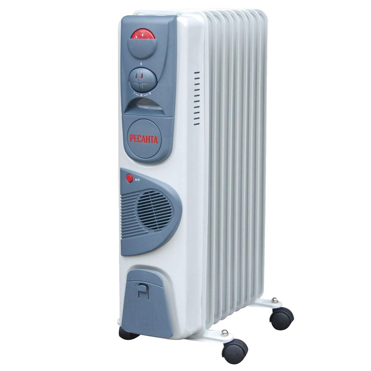 Oil radiator Resanta OM-9NV