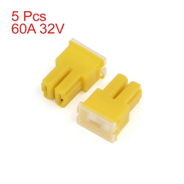 X Autohaux 60 Amp 32V Female Pal Car Auto Link Slow Blow Fuse Block