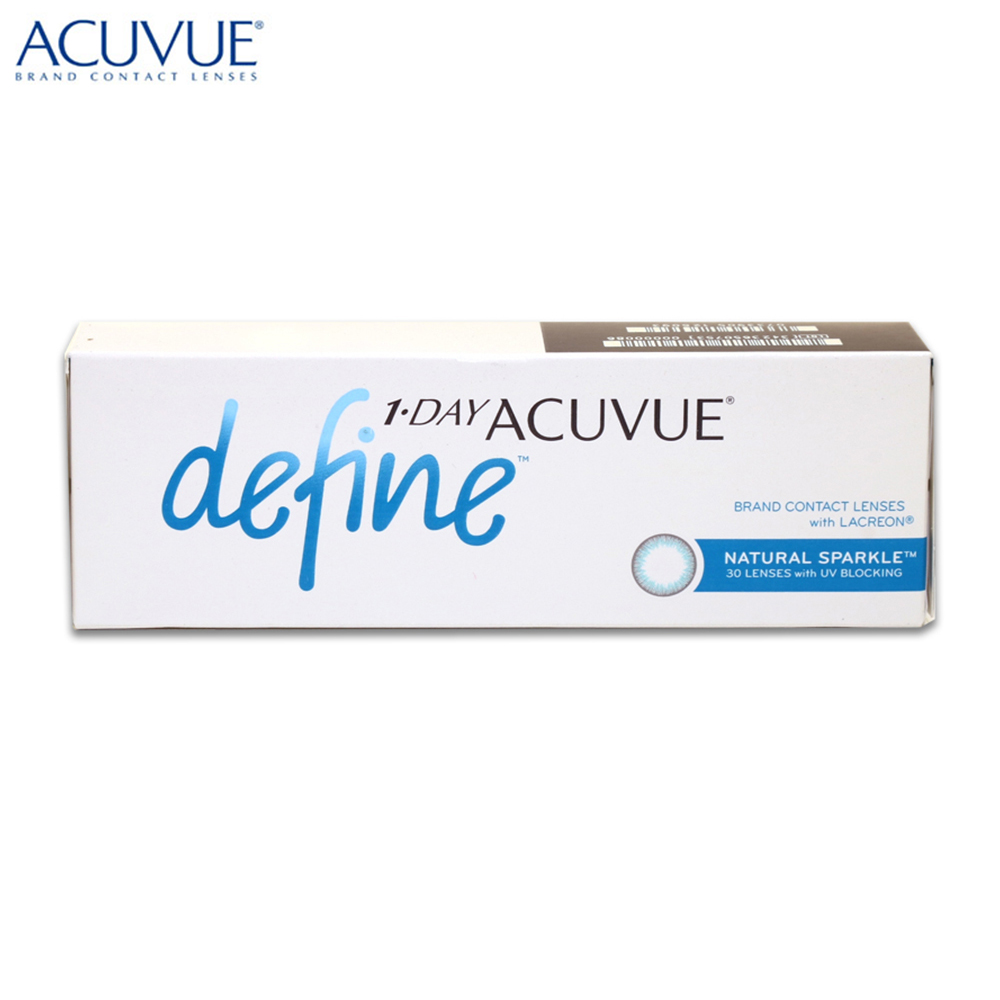 Contact Lenses ACUVUE 931 eye lens vision correction multicolored colored health care funny round lens color block cat eye sunglasses