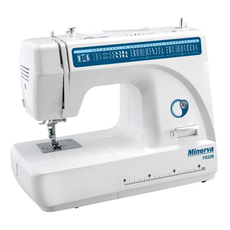 Sewing machine Minerva F832B sewing machine minerva cs1000pro