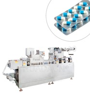 Automatic Blister Tablets/ Capsule Packing Machine Sealing Machine DPP 250