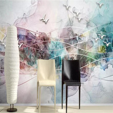 nk landscape bird TV background wall custom large wallpaper mural 3D photo manufacturers wholesale