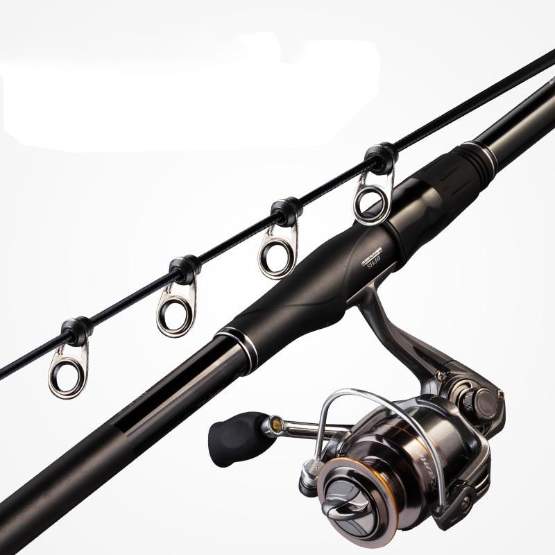3 6M 4 5M 5 4M 6 3M Spinning Fishing Rod M Power Telescopic Rock Fishing
