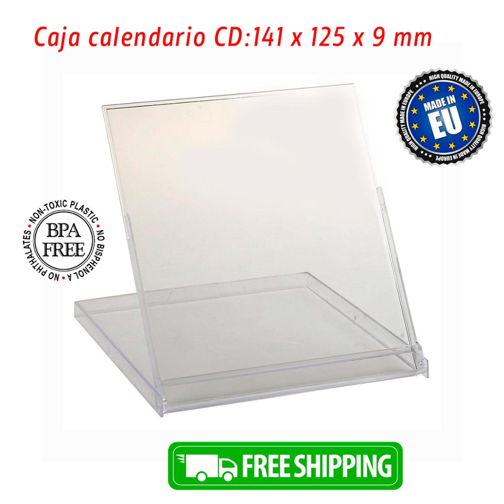 OFFER 200 Und. Cash Box For Calendar Format Cash Box CD (cash Box Empty Without Calendar) FREE SHIPING
