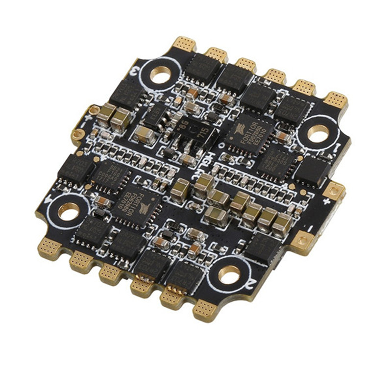 Hot Sale! 20x20mm 28A BLheli_S BB2 2-4S 4 In 1 ESC Support Dshot600 for XJB F428 F328 Series Flytower for RC Racing Drone Quad