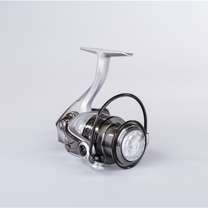 Abu Garcia SMAX 500-4000 Serie Metal Body Spinning Reel Distant Cast Sea Fishing Raft Fishing Reel Lightweight Pre-Loading Wheel our distant cousins