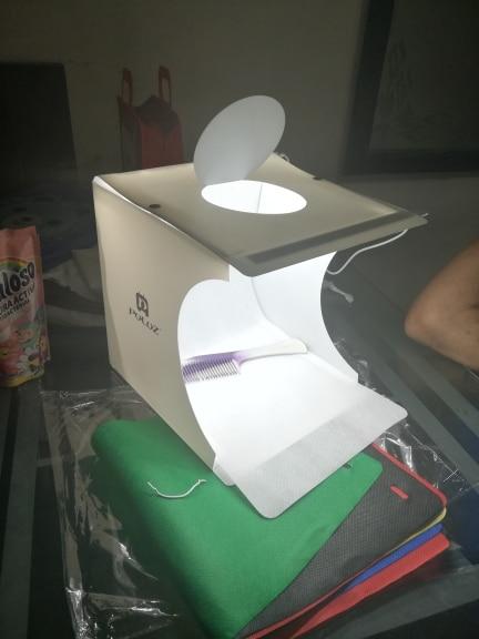 Mini LED Studio Photo Box