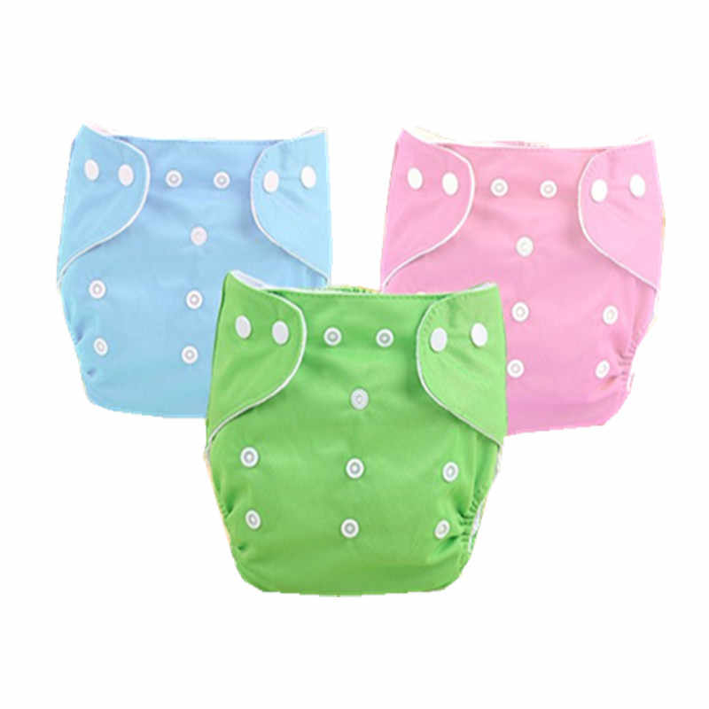 4c79917a981 Baby Diapers Washable Reusable Nappies Cloth Diaper Nappy Waterproof For  Newborn Baby Diaper Pocket Cover Winter