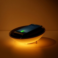 Innovation Technology Wireless Charger Night Light Atmosphere Lamp Colorful Light