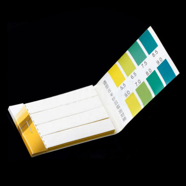 80 Strips New Measurement Analysis Instruments Useful PH Litmus Testing Test Kit Paper Urine Saliva Acid Alkaline
