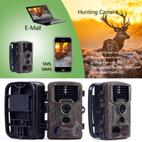 2018 New HC800M 12MP 940nm Trail Cameras MMS GPRS Digital Scouting Hunting Camera Photo Trap Night Vision Wildlife Camera