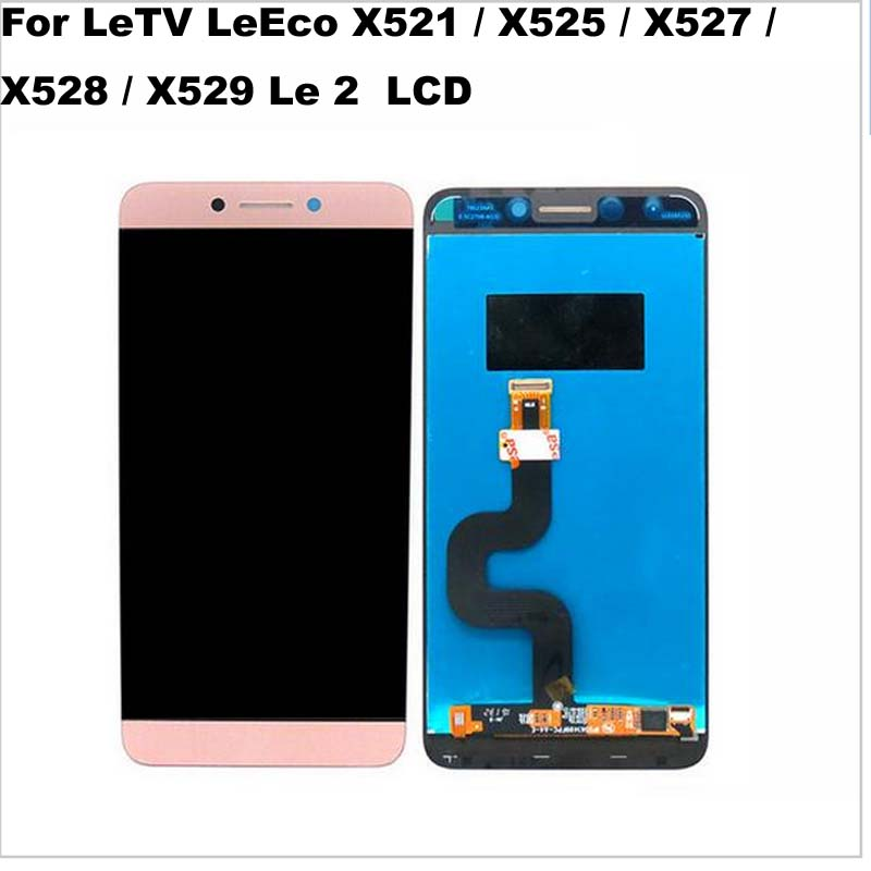 UTB8JSZLn5aMiuJk43PTq6ySmXXaf 5.5'' IPS Original For LeTV Leeco Le 2 LCD Display Touch Screen Digitizer X527 X520 X522 X620 Leeco Le S3 X626 LCD Replacement