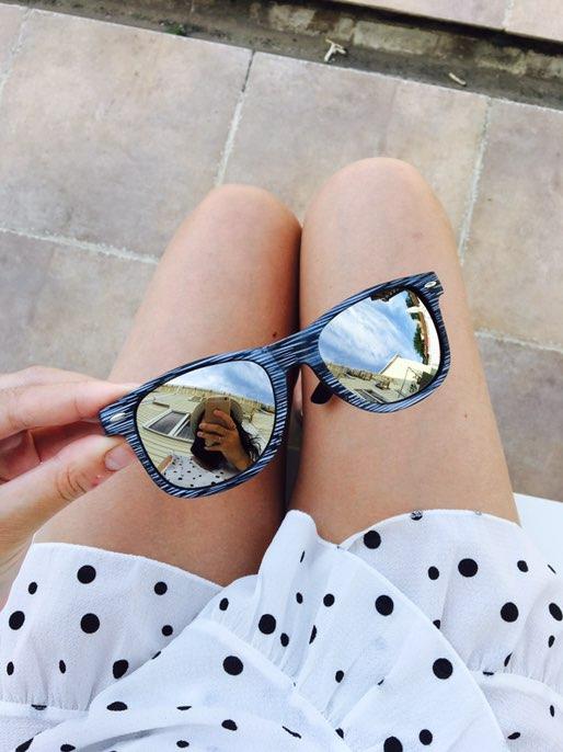 Очки с деревянной оправой с Алиэкспресс
