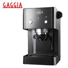 Кофеварка рожковая Gaggia Gran Style Black